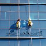 تعویض شیشه نما